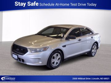 Used 2013 Ford Sedan Police Interceptor 4dr Sdn FWD Stock: L22759A