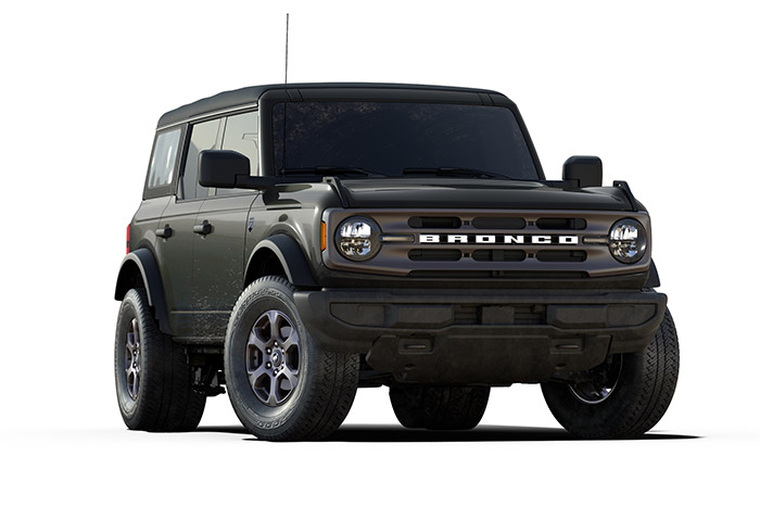 2021 Ford Bronco Big Bend