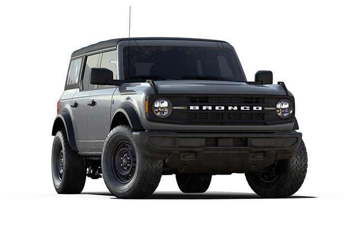 2021 Ford Bronco Black Diamond