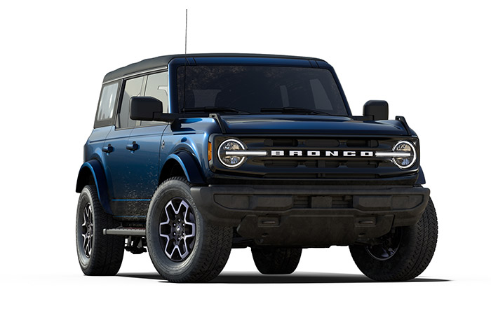 2021 Ford Bronco Outerbanks